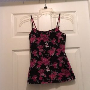 Loft - Brand new floral camisole